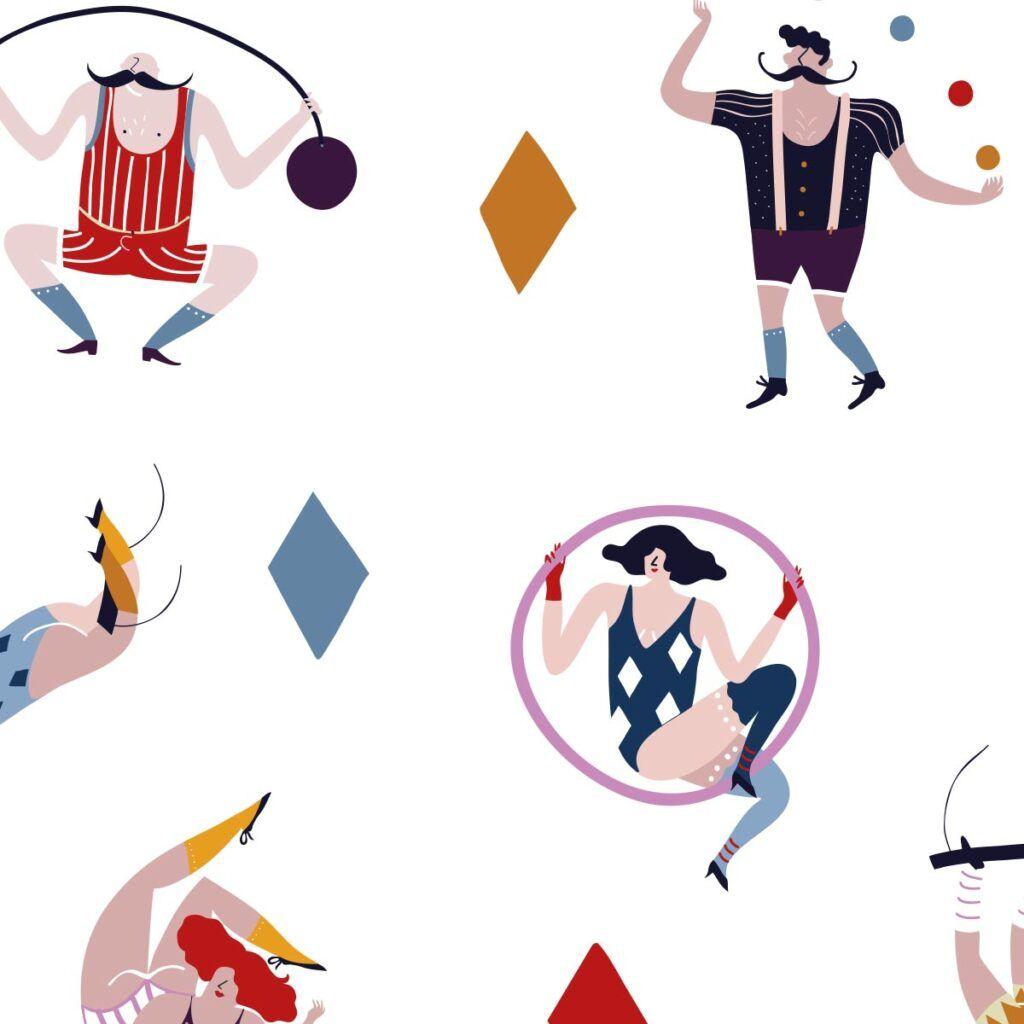 collezione circus wanessa shop